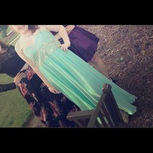 Riva Designs Sweetheart Embellished Prom Dress 22